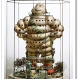 【相羽高徳】盆栽アート展覧会で見せたファンタジー!迷図と盆栽の融合がまるで映画の世界!